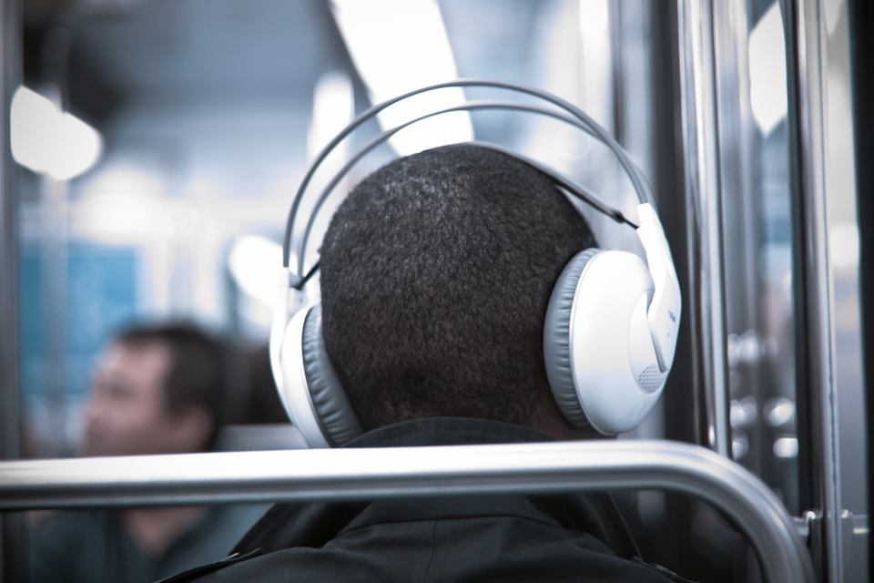 The Headphones Project : Great Big White World