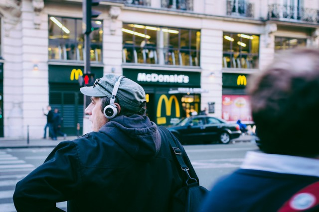 The Headphones Project : I'm Lovin' It