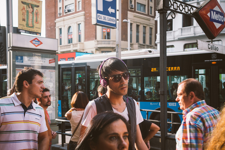 The Headphones Project : Moment In Madrid