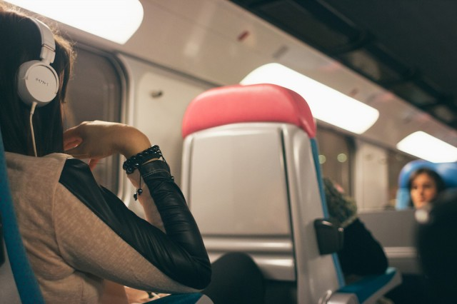 #TheHeadphonesProject Morning Train