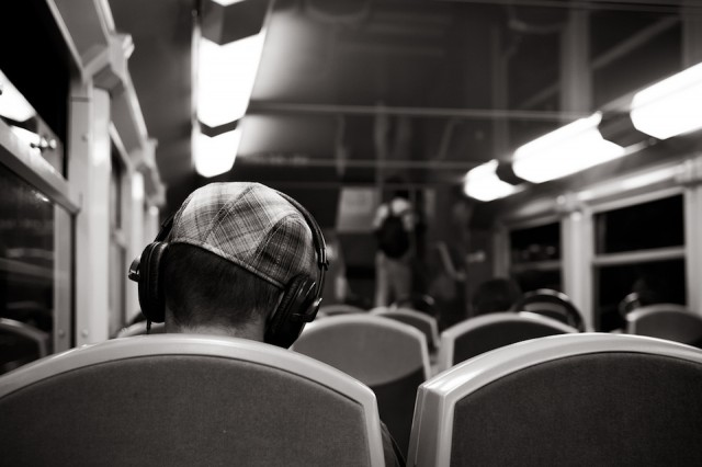 The Headphones Project : Headstories - Night Train