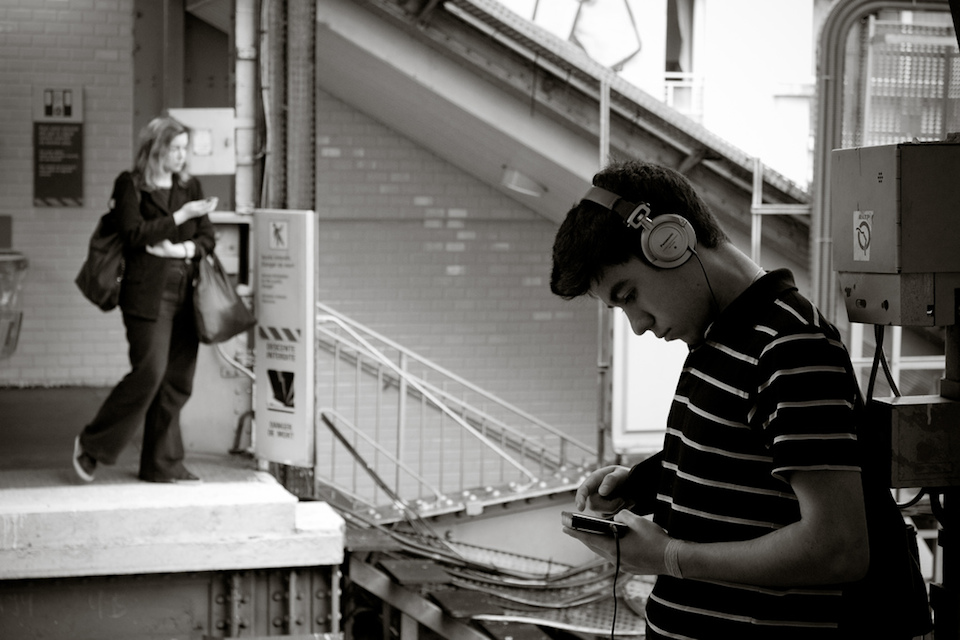 The Headphones Project : Playlist