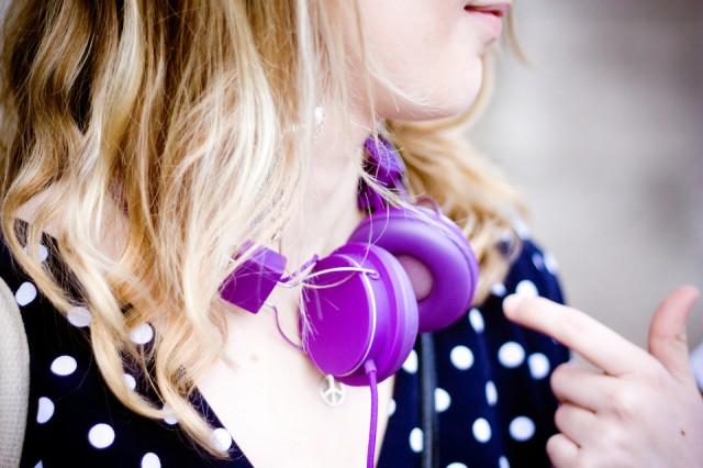 #TheHeadphonesProject Purple Pills