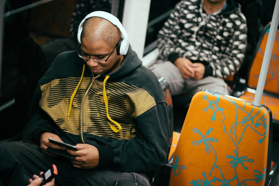 The Headphones Project : Smartphone
