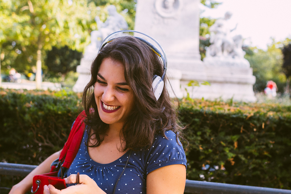 The Headphones Project : Smile