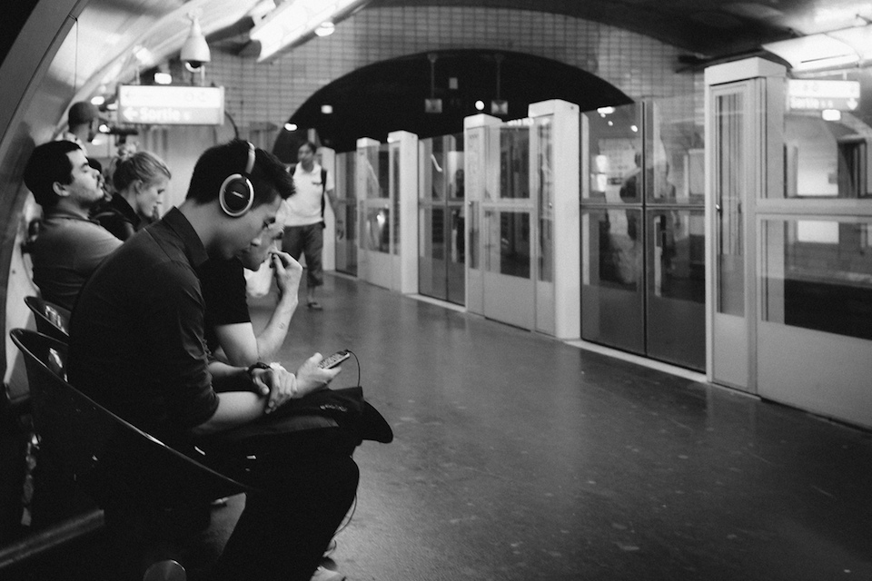 The Headphones Project : The Wait