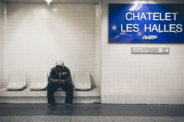 #TheHeadphonesProject Châtelet Les Halles