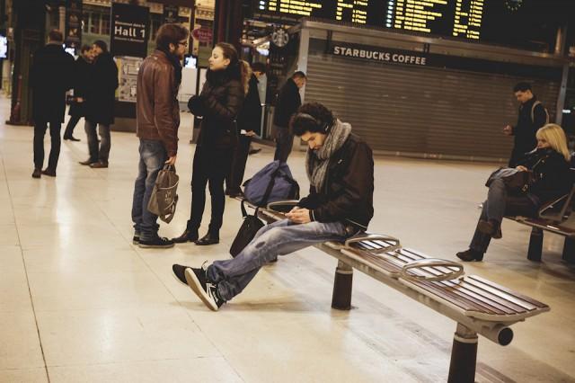 #TheHeadphonesProject Gare De Lyon